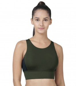 Enamor E075 Athleisure Crop Top
