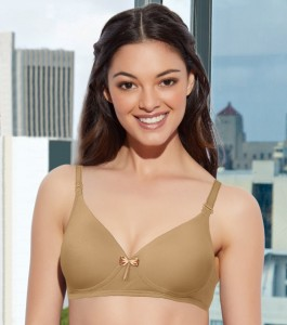 Enamor F023 T-Shirt Bra - Padded • Wirefree • Detachable Strap