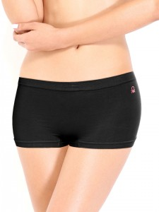 UCB Boy Leg Seamless Brief Style 602 Black